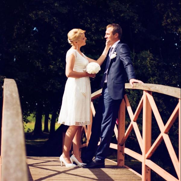 Vestuvinė suknelė nėštukei Eden